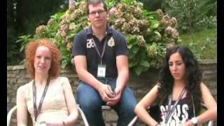 Group Interview 2 - WorldSkills Youth Forum - Vienna 2008