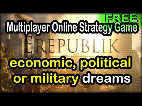 eRepublik - Multiplayer Online Strategy Game