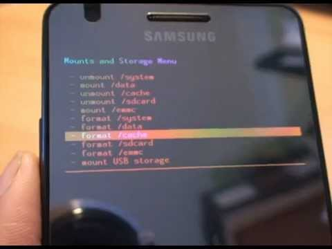 Cwm recovery for sony xperia x10