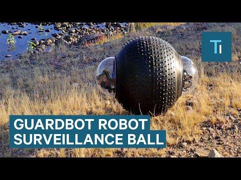 Robot Surveillance Ball