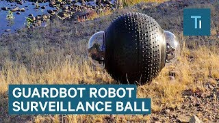 Video Robot Surveillance Balls Can Swim And Roll On Any Terrain MP3, 3GP, MP4, WEBM, AVI, FLV Agustus 2018