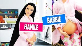 Video 👶🍼DIY Hamile Barbie nasıl yapılır?  Kendin Yap MP3, 3GP, MP4, WEBM, AVI, FLV November 2017