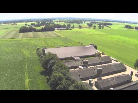 Testvlucht drone