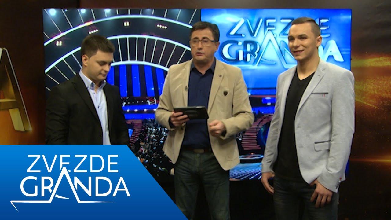Emrah Emšo i Marko Kostić – (09. 04.) – dueli – dvadeset deveta emisija