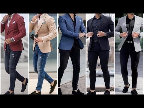 Most Stylish Blazers For Men 2020 | ATTRACTIVE Blazers Outfits For Men | Men's Fashion & Style 2020!