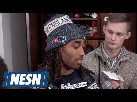 Video: Stephon Gilmore ahead of Week 16 Patriots vs. Bills
