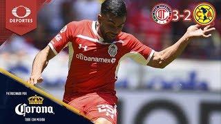 Video Resumen Toluca 3 - 2 América | Clausura 2019 - Jornada 15 | Presentado por Corona MP3, 3GP, MP4, WEBM, AVI, FLV April 2019