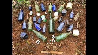 Video Bottle Diggin' - Found Coke Bottles, Marbles and Relics! | nuggetnoggin MP3, 3GP, MP4, WEBM, AVI, FLV April 2019