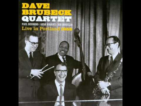 Dave Brubeck Quartet – Live In Portland 1959 (Full Album)