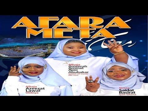 Afara Meta   Iyan Ghana, Aminat Ajao Obirere, and Otibiya 2019 latest Islamic Yoruba Music Video