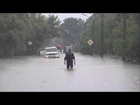 Καταστροφικές πλημμύρες στην Ανατολική Ρωσία