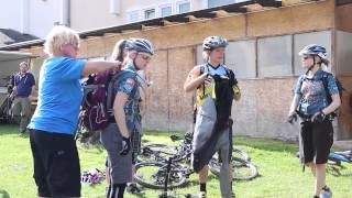 MountainBIKE Womens' Camp 2014 Laces