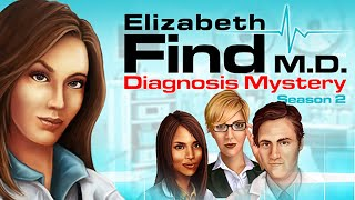 Видео Elizabeth Find M.D. - Diagnosis Mystery - Season 2