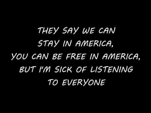 America - XYLØ Lyrics