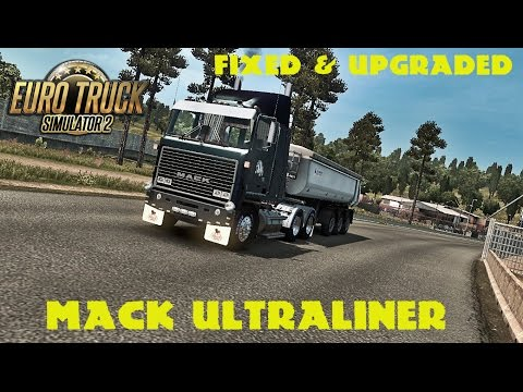 Mack Ultraliner Fixed & Upgraded