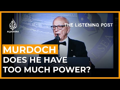Murdoch's misinformation: COVID-19, China and climate change | The Listening Post