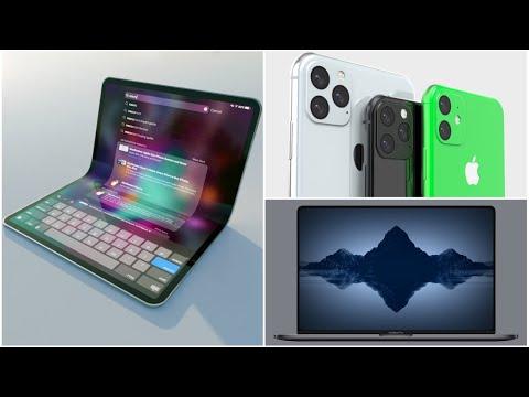 New MacBook Pro + Foldable iPad?!