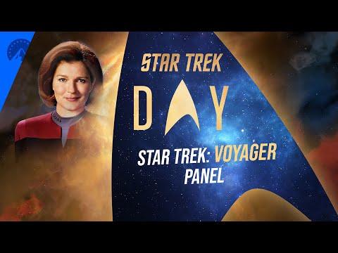 Star Trek Day 2020   Voyager Panel