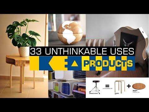 33 Unthinkable uses IKEA product Remake