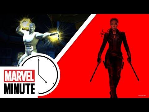 Marvel Studios' Black Widow Unveiled, Celebrating Marvel's Stan Lee, and more! | Marvel Minute