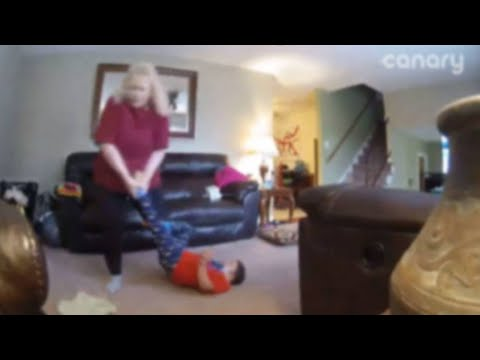 Nanny Caught On Camera Abusing Disabled 4-year-old