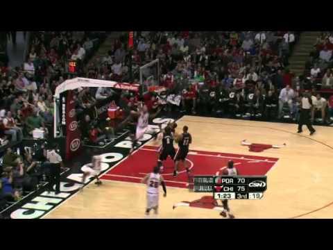 Portland Trail Blazers 100 – Chicago Bulls 89