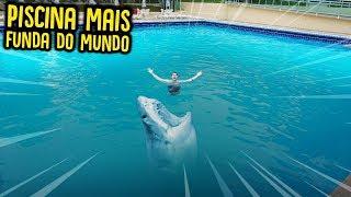 Video PISCINA MAIS FUNDA DE TODAS!! 8 METROS!! ( ME AFOGUEI? ) [ REZENDE EVIL ] MP3, 3GP, MP4, WEBM, AVI, FLV Juni 2018