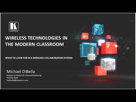 VIA Wireless Connectivity and the Modern Classroom