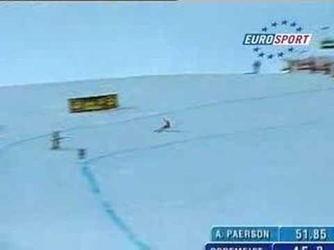 Skiing bloopers