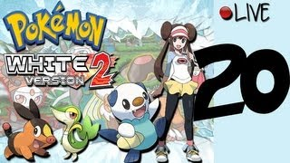VICTORY ROAD! Pokemon White 2 (English Version) Let's Play / Walkthrough Part 20 (PasqualinaWii)