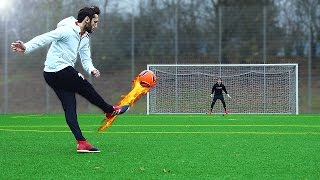 Video freekickerz vs Hakan Calhanoglu - Ultimate Free Kick Challenge MP3, 3GP, MP4, WEBM, AVI, FLV Februari 2019