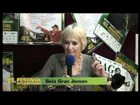 FOH 2011 Rozhovor - Běla Gran Jensen