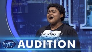 Video Tampil Total! Joanita bawakan lagu Jennifer Hudson & Beyonce  - AUDITION 4 - Indonesian Idol 2018 MP3, 3GP, MP4, WEBM, AVI, FLV Agustus 2018