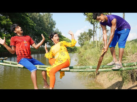 Must Watch New Funny Video 2021 Top New Comedy Video 2021 Episode 23 By Fun Lover BD