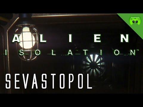 ALIEN ISOLATION # 2 - Sevastopol «» Let's Play Alien Isolation PC | Full HD