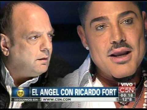 C5N - EL ANGEL DE LA MEDIANOCHE CON RICARDO FORT (PARTE 1)