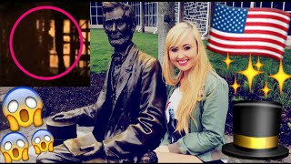 ABRAHAM LINCOLN'S GHOST?!