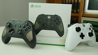 """Heute zeige ich euch den Xbox Wireless Controller SE """"Recon Tech"""" und erkläre euch was der neue Controller besser kann.Hier gibt es den Controller: http://amzn.to/2p85ryiDer Wireless Adapter: http://amzn.to/2pHsnaE---Nichts verpassen wollen? Auf YouTube abonnieren: http://bit.ly/BehandlungszimmerFacebook: http://www.facebook.de/drunboxkingTwitter: http://www.twitter.de/DrUnboxKingInstagram: http://instagram.com/drunboxking/Twitch: http://www.twitch.tv/drunboxking/Privatpatient werden?http://www.drunboxking.de---Ehrlichkeit und Transparenz sind mir wichtig! Deswegen produziere ich meine Videos nach dem """"Der Eid des Doc"""" Prinzips! Alles Weitere auf http://DrUnboxKing.de/eidManche Links in der Videobeschreibung können Affiliate-Links sein. Wer mich unterstützen möchte, kann über die Links etwas kaufen! Das Coole ist, es kostet Euch keinen Cent mehr! Vielen Dank für Eure Unterstützung!Dieses Video beinhaltet keine bezahlte Produktplatzierung.---"""