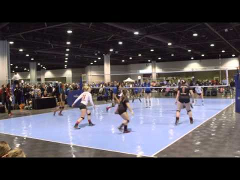 2016 Volleyball Prospect Hannah Taylor