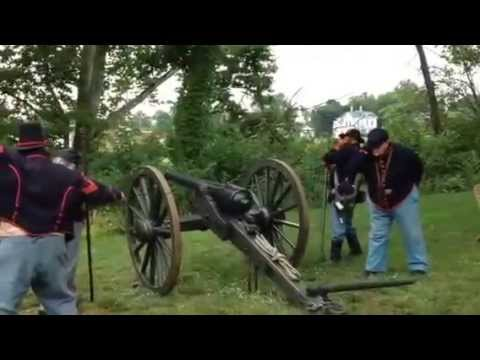 Firing of the Cannon
