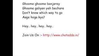 Nonton Banjarey   Full Video Song   Fugly  2014  Ft  Yo Yo Honey Singh    Http   Www Chatadda In   Film Subtitle Indonesia Streaming Movie Download