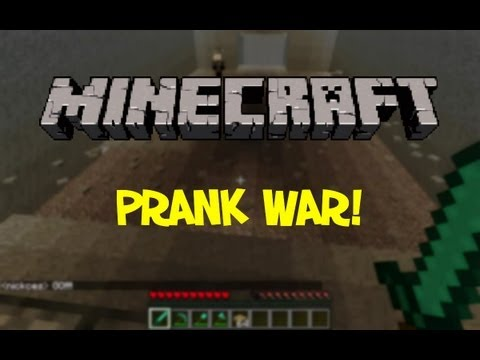 Minecraft: Prank War! Ep. 4 -
