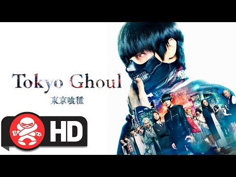 Tokyo Ghoul Live-Action - Official Trailer