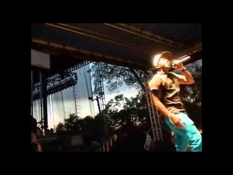 George Moss - Hands Up LIVE at Awaken Fest 2013