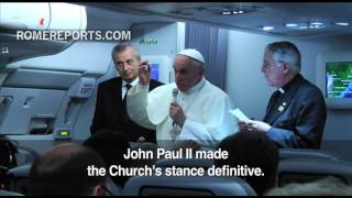 Paus Franciscus' interview