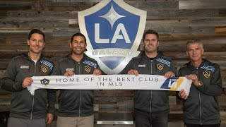 LA Galaxy head coach Curt Onalfo announces his coaching staff ahead of the 2017 MLS season Want to see more from the LA Galaxy? Subscribe to our ...