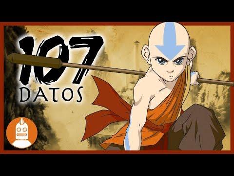 Frases de amistad - 107 Datos de 'Avatar: La leyenda de Aang' que DEBES saber (Atómico #258) en Átomo Network