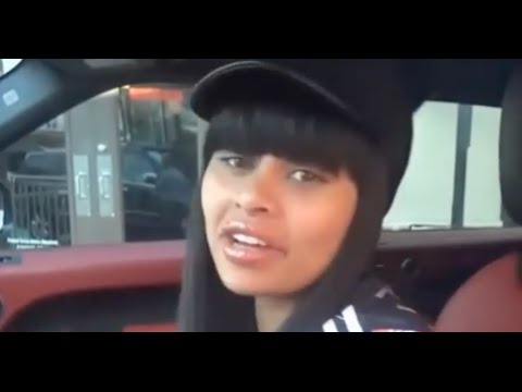 Blac Chyna Reacts To Tyga Kylie Jenner Break Up