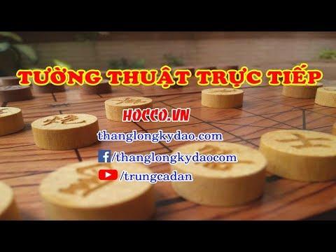 Trực tiếp vòng 6 :  Lại Lý Huynh (BDU) vs Nguyễn Trần Đỗ Ninh (HCM)