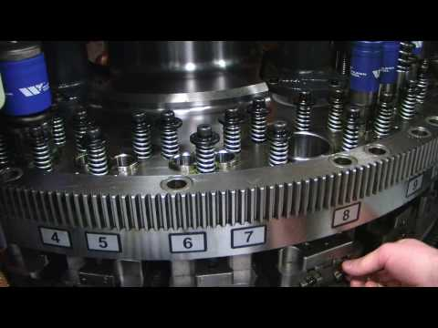 Wilson Tool Tapping Tool Operation